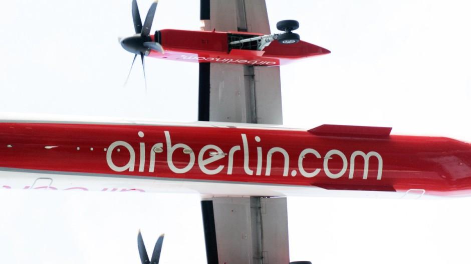 Air-Berlin-Piloten drohen deutliche Gehaltseinbußen
