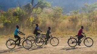 World Bicycle Relief Foto: Gareth Bentley 2014
