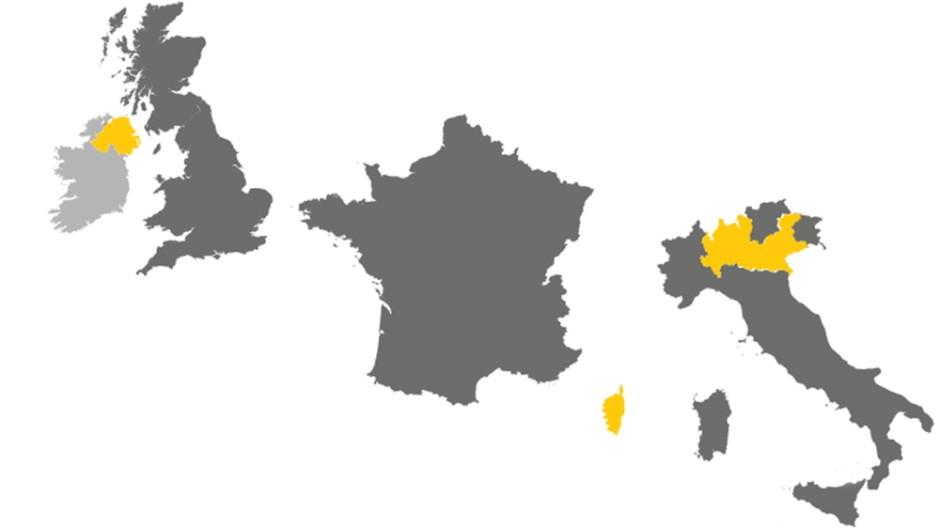 Sezessionsbewegungen in Europa - Katalonien ist überall - Politik ...