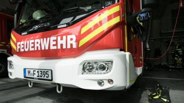 Feuerwache 4 in Schwabing, 2017