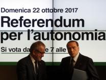 Autonomiebestrebungen in Italien