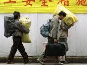 chinesische Wanderarbeiter, Reuters