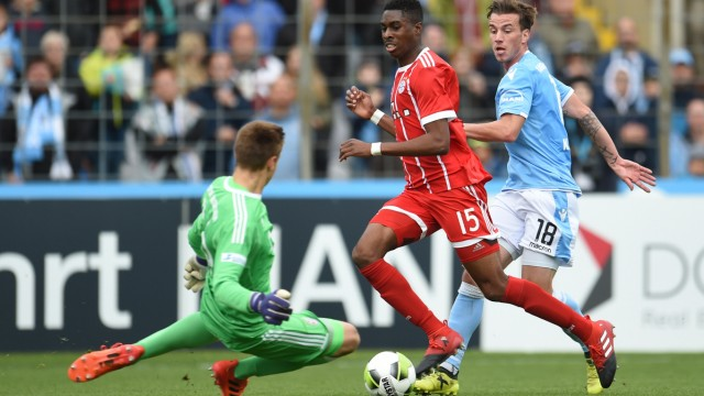 TSV 1860 München - Bayern München II