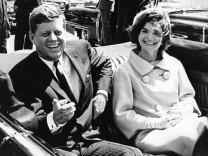 US-Präsident John F. Kennedy
