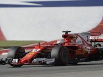 Formel 1: Großer Preis der USA - Qualifying