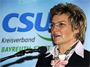 Monika Hohlmeier; dpa