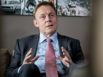 SPD Fraktionschef Thomas Oppermann
