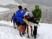 Zugspitze, Berglauf, Drama, dpa