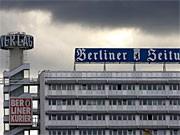 berliner zeitung geht an dumont dpa