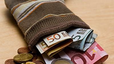 Die Deutschen und das Geld
