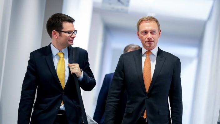 Fraktionssitzungen - FDP