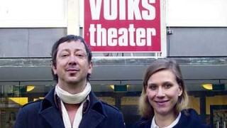 "Stadtleben ""Hallo Nachbar"" im Volkstheater"