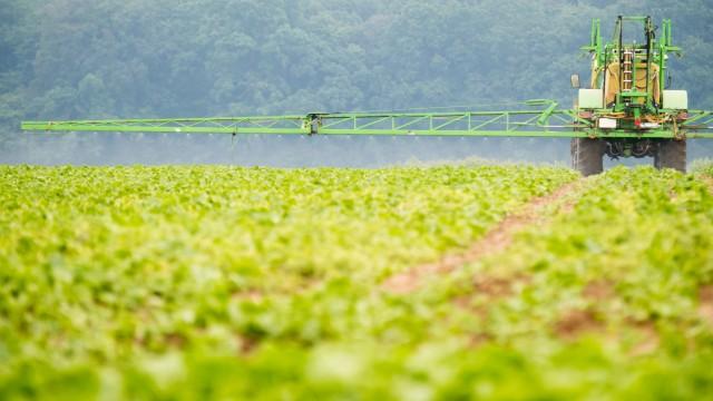 Herbizide wie Glyphosat in der Landwirtschaft