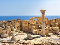 Limassol, Kourion, Zypern