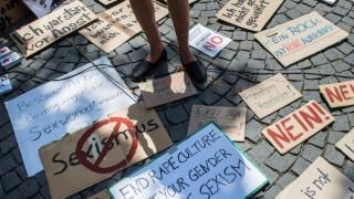 'Slutwalk' in München