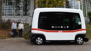 Mobilität der Zukunft Autonomes Fahren