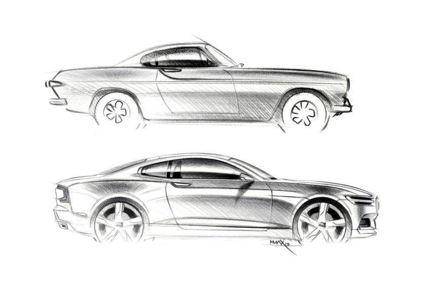 Design - Die Autos von morgen, von Oldtimern inspiriert - Auto ...