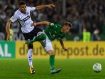 1. FC Schweinfurt 1905 v Eintracht Frankfurt - DFB Cup