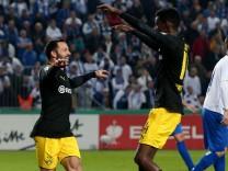 1. FC Magdeburg v Borussia Dortmund - DFB Cup