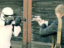 Star Wars Fanfilm, Vater und Sohn Doege