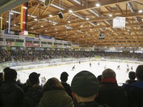Eishockey: Tölzer Löwen - ERC Bulls Sonthofen, 2017