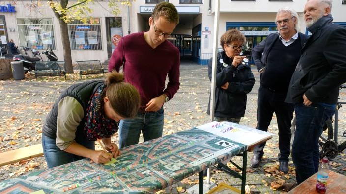 Aktionstag Urbanes Wohnen Edelweißplatz