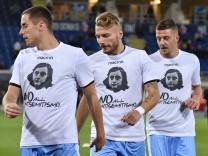 Serie A - Bologna vs Lazio