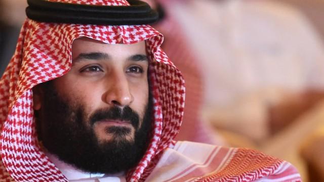 Politik Saudi-Arabien Mohammed bin Salman