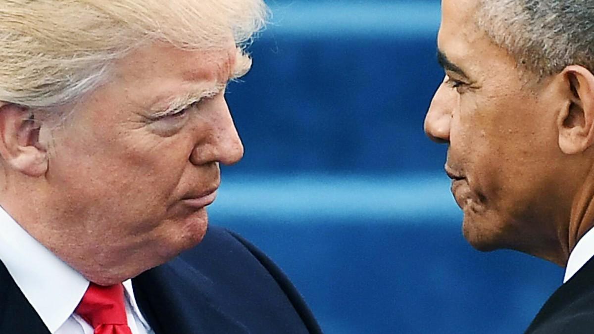 """Im Bann des """"ersten weißen Präsidenten"""""""
