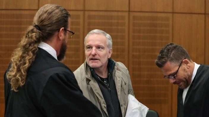 Trial Against Alleged Swiss Spy Daniel M. Continues