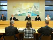 Prozess wegen fahrlässiger Tötung in sechs Fällen