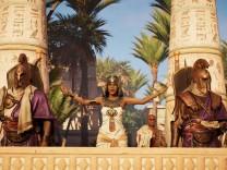 """´Assassin's Creed: Origins"""": Nilkreuzfahrt mit Kamel und Adler"""
