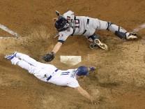 Baseball World Series: Astros gegen Dodgers