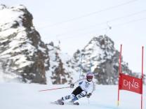 ALPINE SKIING FIS WC Soelden preview SOELDEN AUSTRIA 26 OCT 17 ALPINE SKIING FIS World Cup se