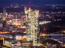EZB - Zentrale der Europäischen Zentralbank