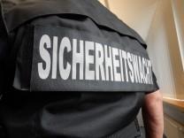 Pressekonferenz zur Einführung der Sicherheitswacht in Wolfratshausen