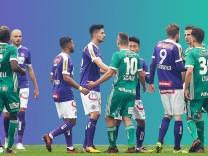 22 10 2017 Generali Arena Wien AUT 1 FBL FK Austria Wien vs SK Rapid Wien 12 Runde im Bild