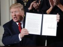 Trump erklärt Gesundheitsnotstand