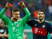 DFB Cup Second Round - RB Leipzig v Bayern Munich