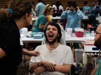 Mobiler Zahnarzt in den USA