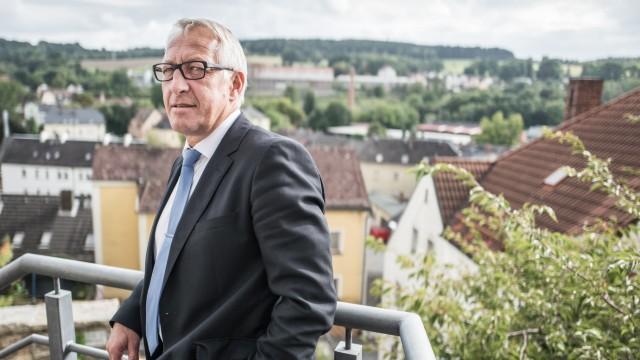 Politik in Bayern Demografischer Wandel