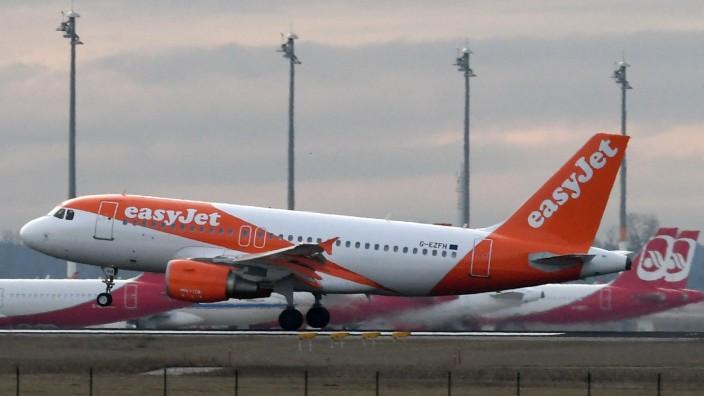 Air Berlin verhandeltweiter mit Easyjet