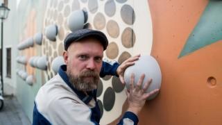 Graffiti für Blinde