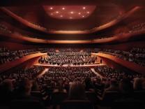 Konzerthaus Neubau Siegerentwurf Cukrowicz Nachbaur