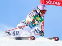 AUDI FIS Ski World Cup Soelden Ladies Giant Slalom