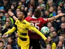 Hannover 96 - Borussia Dortmund