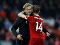 Premier League - Liverpool vs Huddersfield Town
