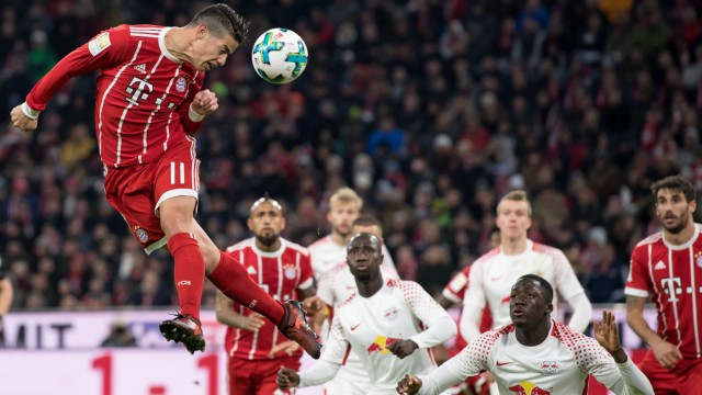 Bayern München - RB Leipzig 2:0
