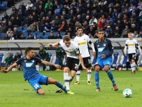 28 10 2017 xtvx Fussball 1 Bundesliga TSG 1899 Hoffenheim Borussia Moenchengladbach emspor v