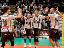 Herrsching Volleyball gegen Lüneburg